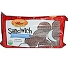 Country Choice Organic, Sandwich Cookies, Chocolate, 12 oz (340 g) (Discontinued Item)