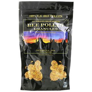 C.C. Pollen, Bee Pollen Granules, 16 oz (454 g)