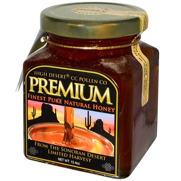 C.C. Pollen, مميز، أروع أنواع العسل النقي الطبيعى، 13.4 أوقية