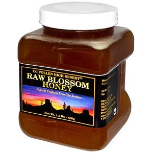СС Поллен, Raw Blossom Honey, 1.5 lbs (680 g) отзывы