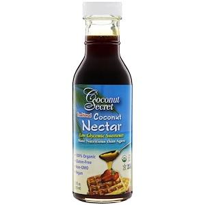 Коконат Секрет, Traditional Coconut Nectar, Low Glycemic Sweetener, 12 fl oz (355 ml) отзывы
