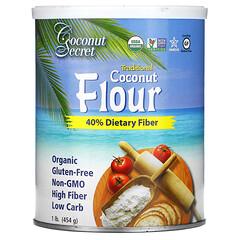 Coconut Secret, 傳統椰子粉,1 磅(454 克)