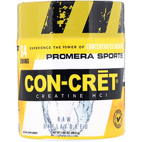 Creatine HCl, Raw Unflavored, 1.69 oz (48.0 g) - фото