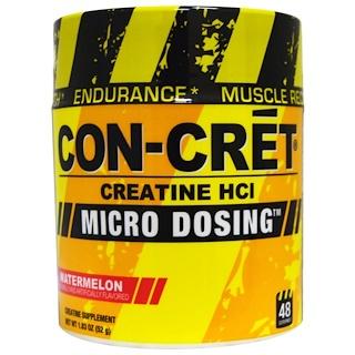 Con-Cret, Creatine HCl, Micro Dosing, Watermelon, 1.83 oz (52 g)