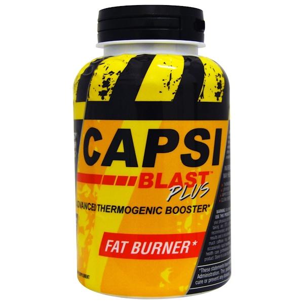 Con-Cret, Capsi Blast Plus, 72 Capsules (Discontinued Item)