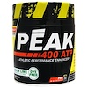 Con-Cret, Peak, 400 ATP, Lemon Lime, 1.27 oz (36 g) (Discontinued Item)