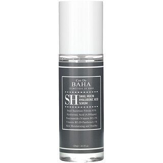 Cos De BAHA, SH, Snail Mucin HA Serum, 4 fl oz (120 ml)