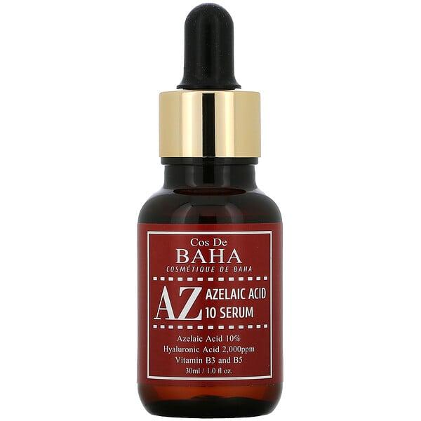 AZ, Azelaic Acid 10 Serum,  1 fl oz (30 ml)