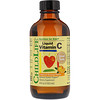 ChildLife, Esenciales, vitamina C líquida, aroma de naranja natural, 4 fl oz (118,5 ml)