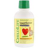 Отзывы о ChildLife, Жидкий кальций с магнием, вкус натурального апельсина, 474мл