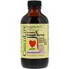 ChildLife, Essentials, формула 3 сиропа от кашля, без спирта, натуральный ягодный вкус, 118,5 мл