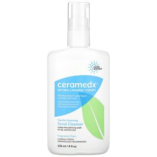 Ceramedx, Gentle Foaming Facial Cleanser, Fragrance Free, 8 fl oz (236 ml)