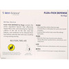 Vetri-Science, Flea + Tick Defense for Dogs 89-132 lbs., 3 Applicators, 0.136 fl oz Each