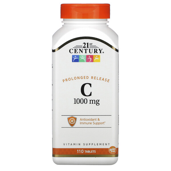 C-1000, Prolonged Release, 110 Tablets