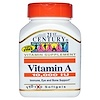 21st Century, Vitamin A, 10,000 IU, 110 Softgels