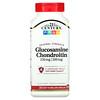 21st Century, Glucosamine / Chondroitin, Original Strength, 250 mg / 200 mg, 200 Easy to Swallow Capsules