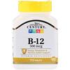 Витамин B-12, 500 мкг, 110 таблеток