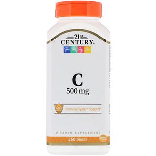 21st Century, C-500, 250 Tabletten