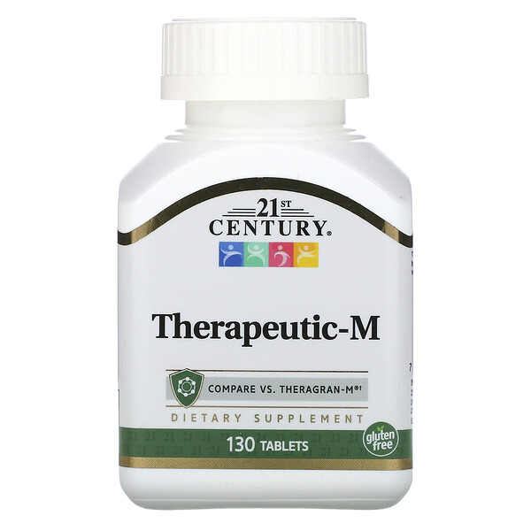 Therapeutic-M, 130 Tablets