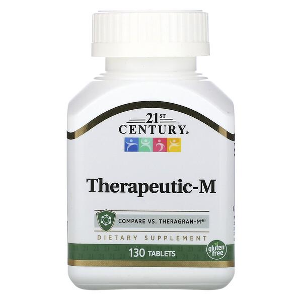 21st Century, Therapeutic-M، عدد 130 قرص