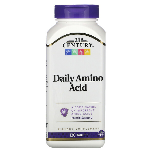 Daily Amino Acid, 120 Tablets