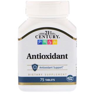 21st Century, Antioxidant, 75 Tablets