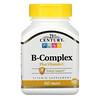 21st Century, B Kompleks dan Vitamin C, 100 Tablet