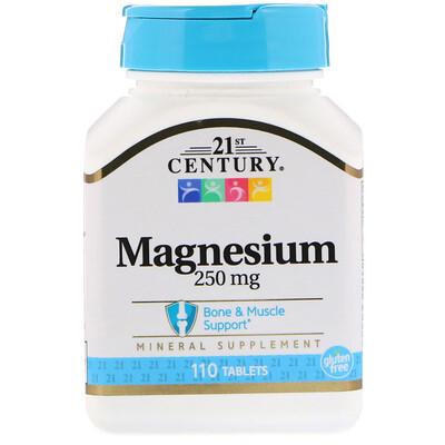 Магний, 250 мг, 110 таблеток магний 250 мг 110 таблеток