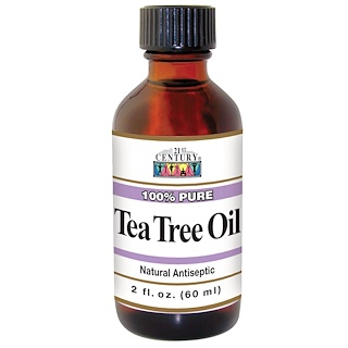 21st Century, Tea Tree Oil, 2 fl oz (60 ml)