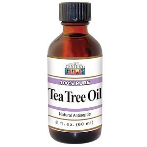 21 Сенчури, Tea Tree Oil, 2 fl oz (60 ml) отзывы покупателей