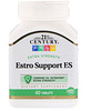 21st Century, Estro Support ES, Extra Strength, 60 Tablets