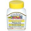 21st Century, Niacin Inositol Hexanicotinate, 500 mg, 110 Capsules