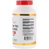 21st Century, グルコサミン750 コンドロイチン600、トリプルストレングス、(飲み込みやすい)300錠
