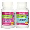 21st Century, Пренатальный комплекс мультивитаминов и минералов + ДГК, 2 флакона, 60 таблеток / 60 мягких таблеток
