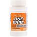 One Daily, для женщин 50+, мультивитамины и мультиминералы, 100 таблеток - изображение