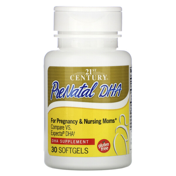 PreNatal DHA, 30 Softgels