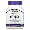 21st Century, 液体CoQ-10、100mg、ソフトジェル90粒