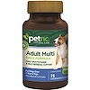 21st Century, Pet Natural Care, Adult Multi Daily Formula, Liver Flavor, 75 Chewables