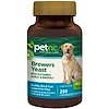 21st Century, Pet Natural Care, Brewers Yeast, Liver Flavor, 250 Chewables