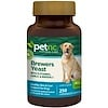 petnc NATURAL CARE, Brewers Yeast, Liver Flavor, 250 Chewables