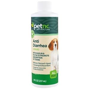 21st Century, Естественный уход за питомцами, жидкость против диареи, все собаки, 8 жидк. унц. (237 мл)