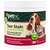 21st Century, Pet Natural Care, Tear Stain Cleansing Pads, 90 Pads
