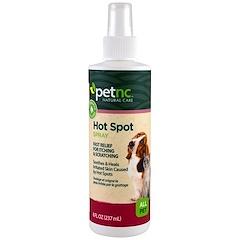 21st Century, Pet Natural Care, Hot Spot Spray, All Pet, 8 fl oz (237 ml)