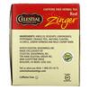 Celestial Seasonings, Herbal Tea, Red Zinger, Caffeine Free, 20 Tea Bags, 1.7 oz (49 g)