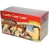 Celestial Seasonings, Holiday Green Tea, Candy Cane Lane, Decaffeinated, 20 Tea Bags, 1.4 oz (39 g) (Discontinued Item)