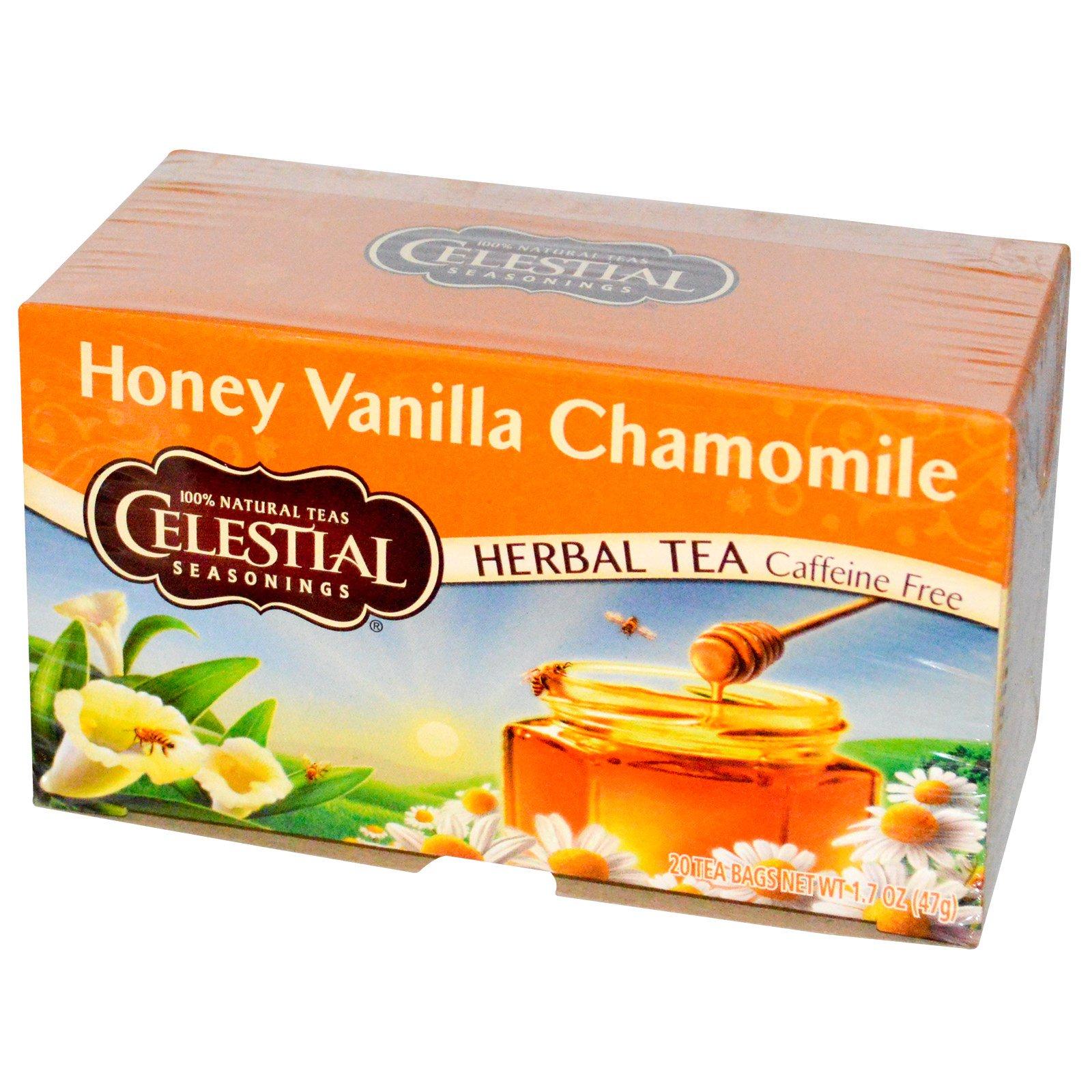 Celestial Seasonings, Herbal Tea
