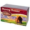 Celestial Seasonings, Black Tea, Morning Thunder, 20 Tea Bags, 1.4 oz (40 g)
