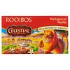 Celestial Seasonings, Cha Rooibos, Baunilha de Madagascar, Sem Cafeína, 20 Saquinhos, 1,5 oz (42 g)