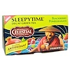 Celestial Seasonings, Sleepytime, Decaf Green Tea, Blackberry Pomegranate, 20 Tea Bags, 1.1 oz (31 g)