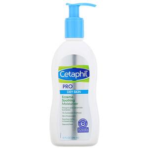 Сетафил, Pro, Eczema Soothing Moisturizer, Dry Skin, 10 fl oz (296 ml) отзывы